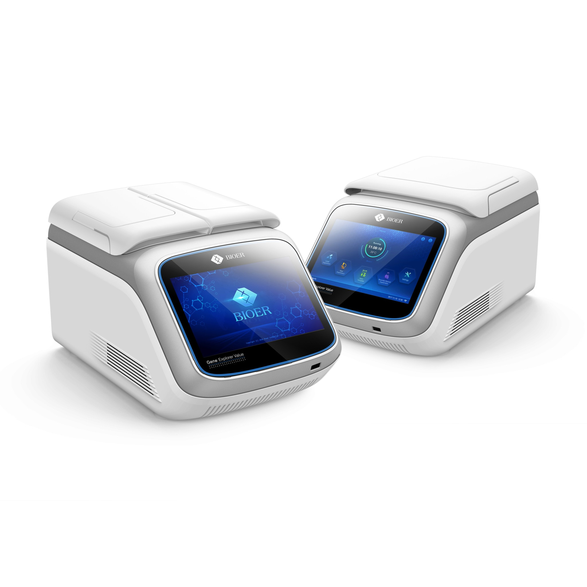 BIOER leading company in qPCR, PCR technology